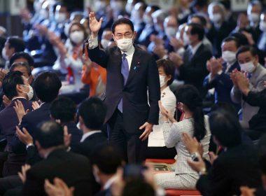 Fumio Kishida se perfila para ser el nuevo primer ministro de Japón