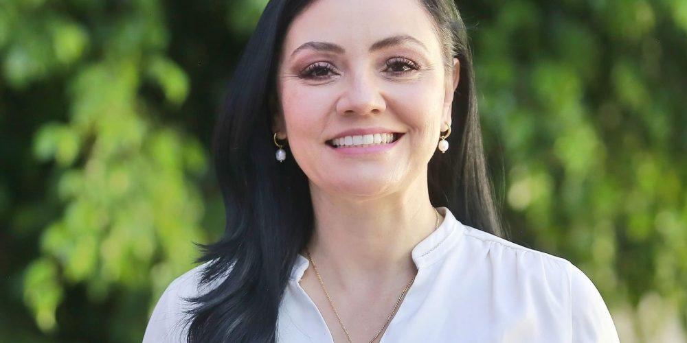 a priísta Adriana Hernández será presidenta del Congreso de Michoacán