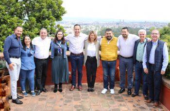 Michoacán suma a los Diputados Federales