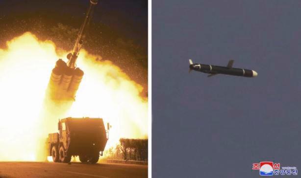 Realiza Corea del Norte prueba de misiles crucero de largo alcance