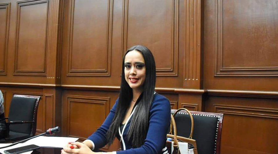 Se despide la diputada Tere Mora de la LXXIV legislatura