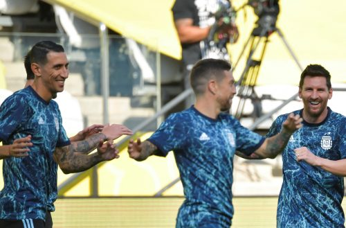 Suspenden partido entre Brasil y Argentina