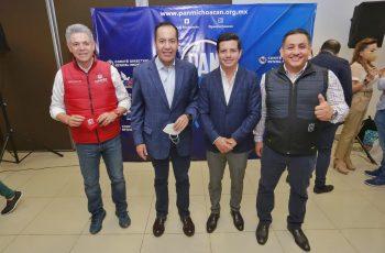 victoria al Equipo por Michoacán en Maravatío