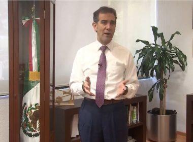 Acepta Lorenzo Córdova comparecer ante diputados