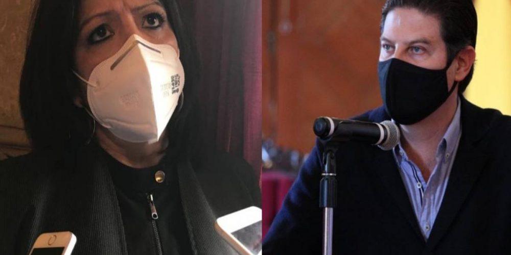 Alfonso denuncia bancarrota en Morelia; extesorera lo desmiente