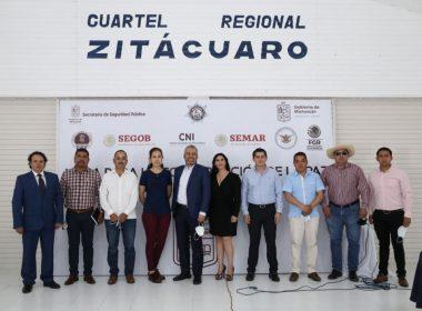 Alfredo Ramírez región oriente