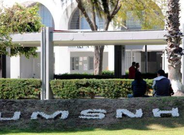 Arrancaron clases presenciales alrededor de 15 programas de la UMSNH