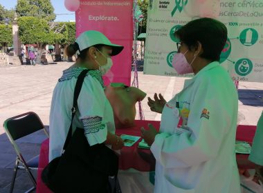Bomberos no sólo luchan contra el fuego también contra el cáncer