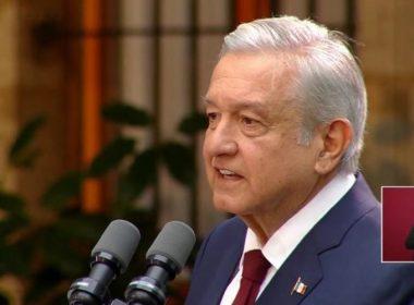 Confirma AMLO participación en reunión de la ONU