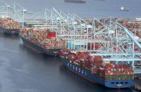 EUA crisis transporte marítimo