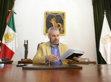Gobierno de Bedolla inicia pago de adeudos al magisterio