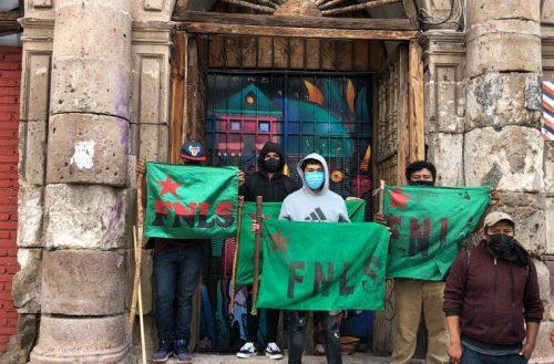 Grupo estudiantil acusa a funcionario de la UMSNH de amenazas de muerte