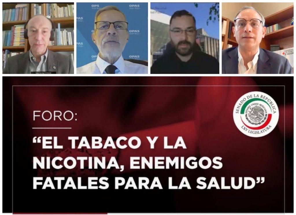 Necesaria regulación estricta a venta y consumo de tabaco y nicotina SSA