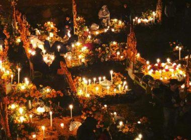 Panteones aforo Noche de Muertos