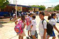 """Por """"Rick"""" suspenden clases en 7 municipios michoacanos"""