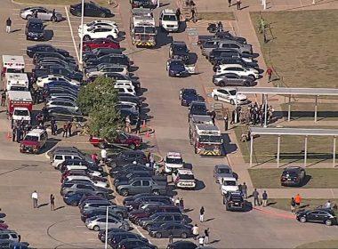 Tiroteo en secundaria de Texas deja al menos cuatro heridos