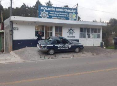 muertos lesionados enfrentamiento Tlalpujahua