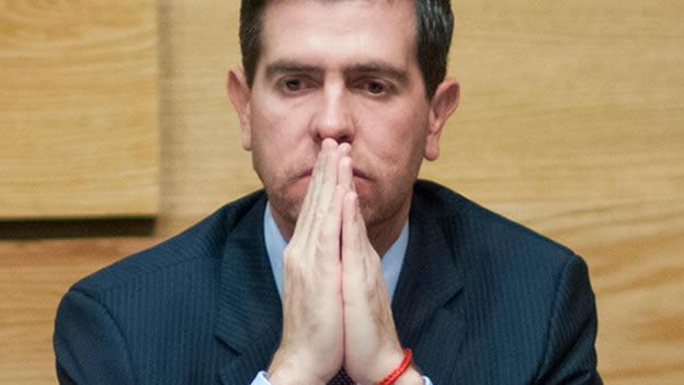 Se deslinda Castillo de acusación de Jesús Reyna