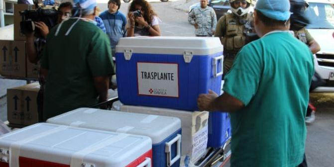 protocolo estatal de donación de órganos