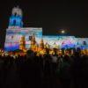 Plaza Valladolid tendrá presentación especial de vídeo mapping este domingo