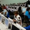 Palomearan plazas dirigencias del SNTE y la CNTE