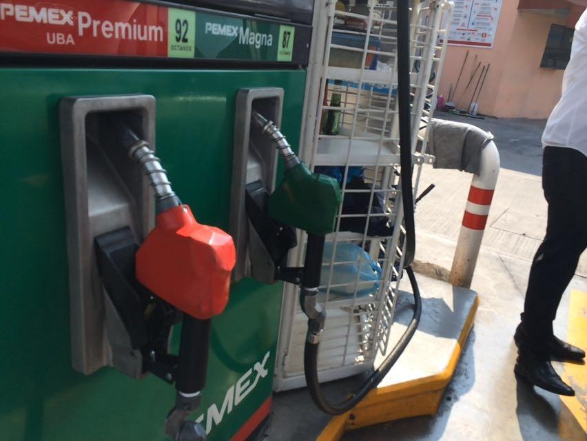 Liberán precios de gasolinas