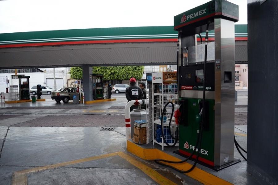 Al 80% servicio en gasolineras este fin de semana