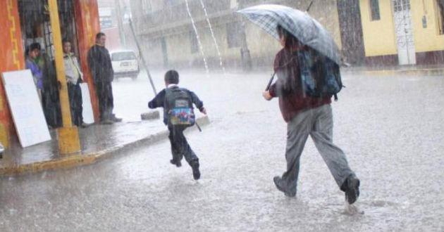 Prevén lluvias para las próximas horas, pide Segob atender recomendaciones