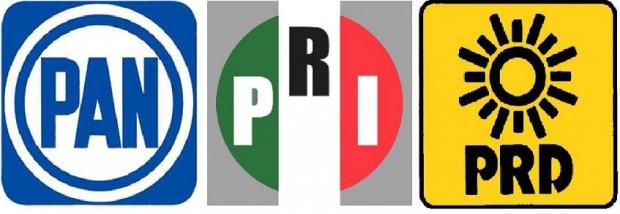 No descartan alianza PAN-PRI-PRD para 2021