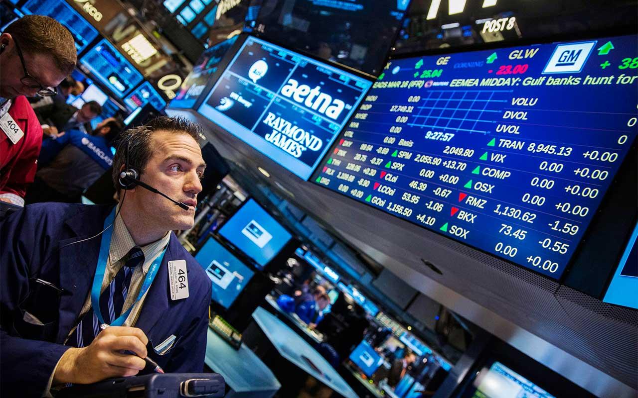 Registra pérdidas Wall Street
