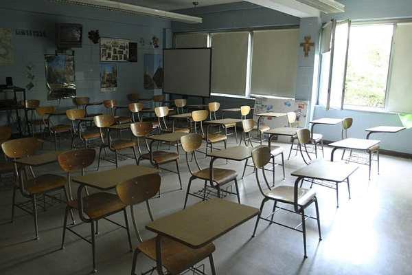Listas escuelas afectadas por sismo para inicio escolar